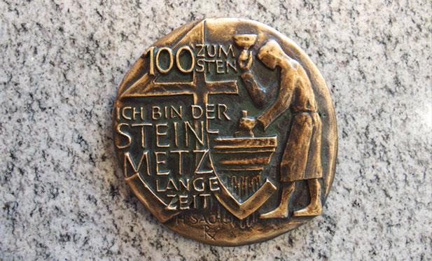 100 Jahre Steinmetz H. Wille