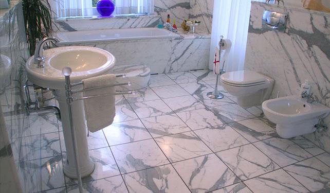 Steinmetz H. Wille Ausbau - Badezimmer
