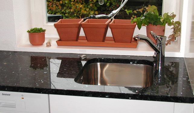 Steinmetz H. Wille Ausbau - Küchenarbeitsplatten