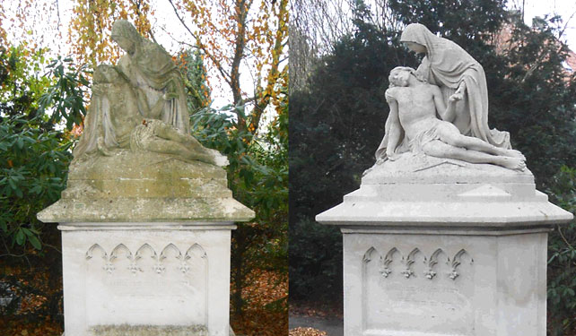 Steinmetz H. Wille - Restauration von Baudenkmälern