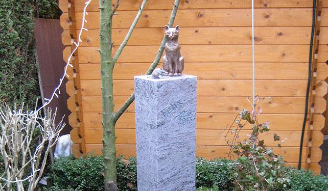 Steinmetz H. Wille - Skulpturen