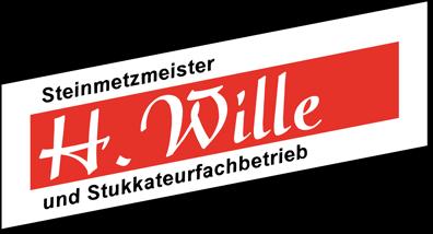 Steinmetz H. Wille - Firmenlogo